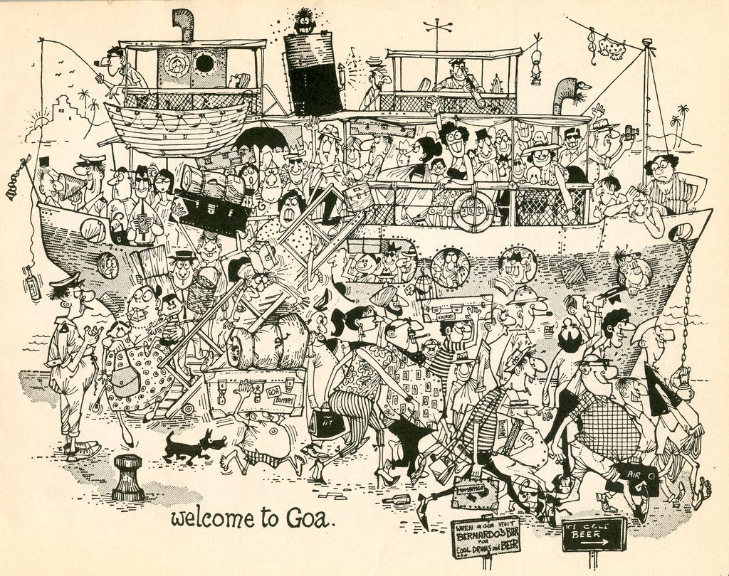 Mario Miranda Biography - Indian Cartoonist