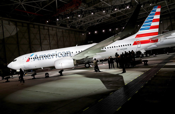 American Airlines Unveils New Logo