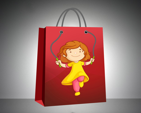 Creative Paper Bag Designs | ArtYears